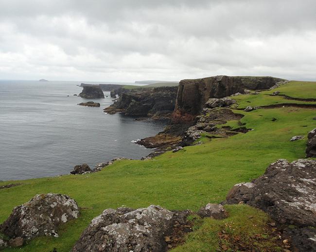 スコットランド 島の旅<br>~DAKS 2017年秋冬シーズンビジュアル撮影風景~