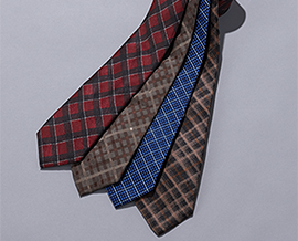 TIE AND MENS SCARF