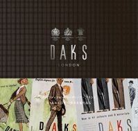 DAKS歴史本「A HISTORY OF DAKS 〜Celebrating 115 Years〜」発行のお知らせ