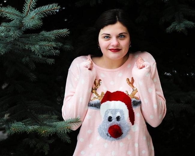 Christmas Jumper Day<br>~クリスマス・ジャンパー・デーとは~