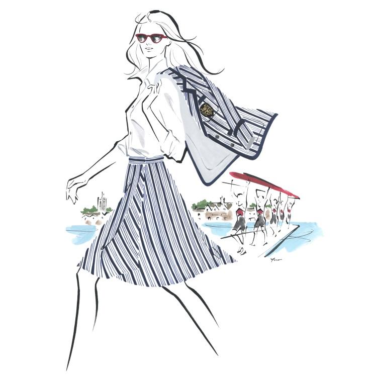AD CAMPAIGN|WOMENSWEAR 2018 SS|2