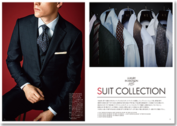 Chapter/03 SUIT COLLECTION