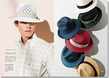 Chapter/10 PANAMA HAT