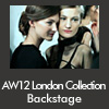 AW12 London Collection Backstage