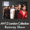AW12 London Collection Runway Show