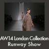 AW14 London Collection Runway Show