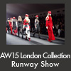 AW15 London Collection Runway Show