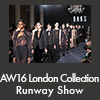 AW16 London Collection Runway Show