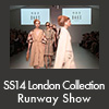 SS14 London Collection Runway Show