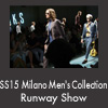 SS15 Milano Men's Collection Runway Show