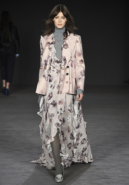 WOMENSWEAR CATWLAK | 2017AW WOMENSWEAR | 4
