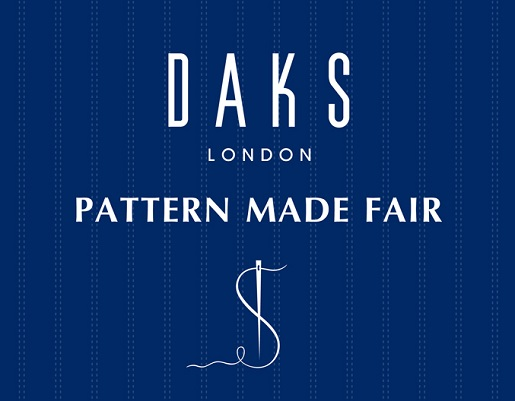 SPRING SUMMER 2017  DAKS PATTERN MADE FAIR