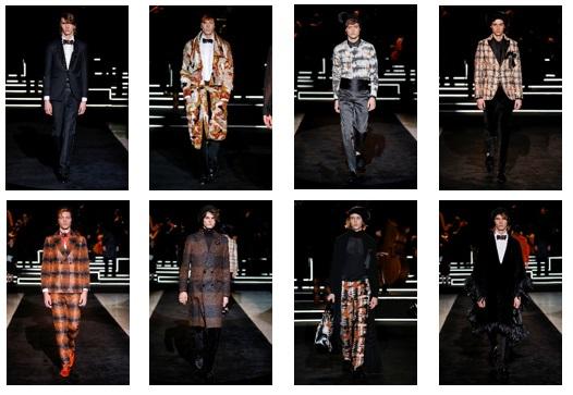 DAKS AUTUMN WINTER 2016 COLLECTION  ミラノ ファッションショー開催