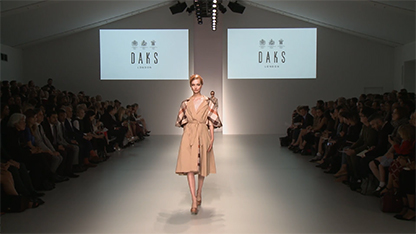 DAKS SS14 womens london