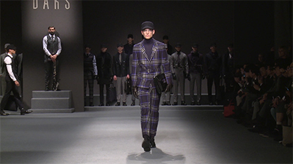 DAKS 17AW Mens Milan Collection
