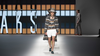 SS19 Milan Mens Womens Collection Runway Show