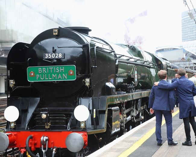 英国豪華列車<br>-ブリティッシュ・プルマンの旅-