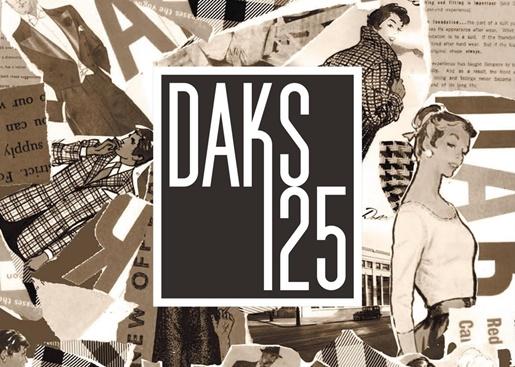 DAKS125周年アニバーサリーイベント <br>「The Story of DAKS ~DAKSが紡ぐ物語~」
