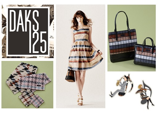 DAKS Online Shop <br>125th Anniversary Campaign<br> 2019.3.12 (Tue) ~ 3.27 (Wed)
