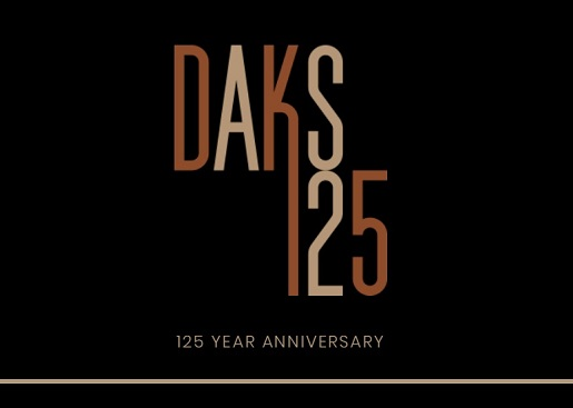 DAKS125周年特設サイト<br>『DAKS 125 Years Anniversary Talk』