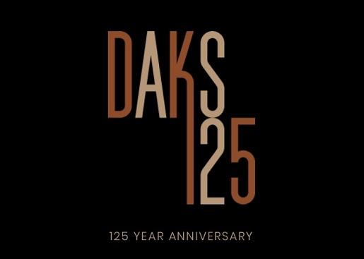 DAKS125周年特設サイト更新のお知らせ<br>『DAKS 125 Years Anniversary Talk』