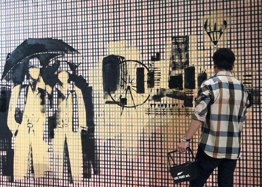 阪急英国フェア2019<br> DAKS125周年アニバーサリーイベント<br> 「The Story of DAKS ~DAKSが紡ぐ物語~」