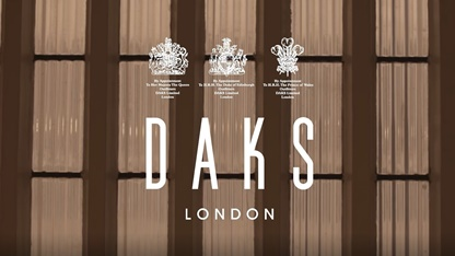 DAKS 125th Anniversary<br> A Window To The Past
