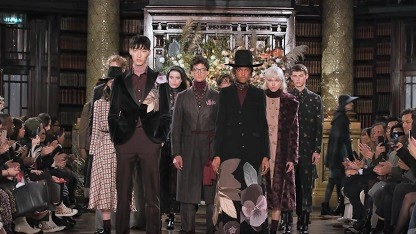 AW20 London Mens Womens Collection Runway Show