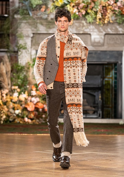 20AW Mens London Collection 9