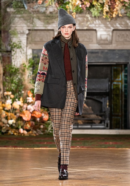 20AW Womens London Collection 10
