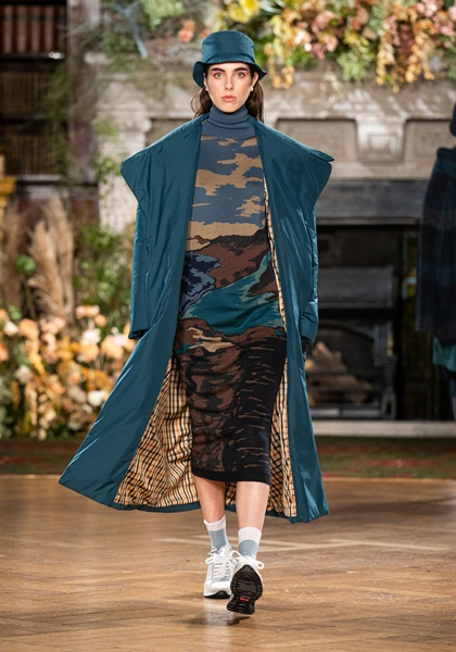 20AW Womens London Collection 16
