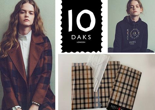 DAKS Online Shop  DAKS10販売記念キャンペーン 2020.10.7(Wed) ~ 11.4 (Wed)
