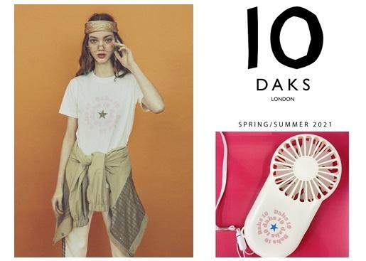 DAKS Online Shop DAKS10販売記念キャンペーン<br>2021.3.19(Fri) ~ 4.13 (Tue)